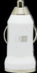 Adaptador Auto Case Logic 1AMP 1USB Blanco