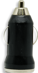 Adaptador Auto Case Logic 1AMP 1USB Negro