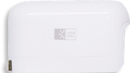 Adaptador Pared Doble Case Logic 2USB 2.1AMP UL Blanco