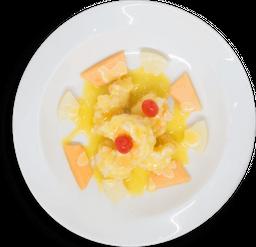 Camarones a la Fruta