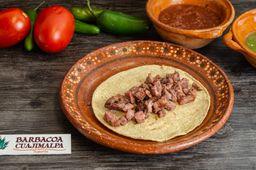Taco Bistec