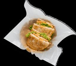 Sandwich de Salmón al Grill