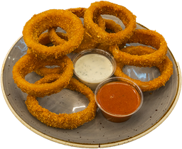 Connor´s Onion Rings