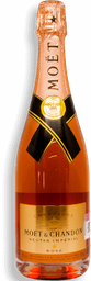 Champagne Moët And Chandom Néctar Imperial Rosé 750 mL