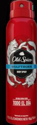 Desodorante Old Spice Wolfthorn Body Spray 150 mL