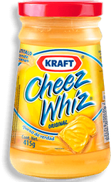 Queso Fundido Cheez Whiz Sabor Original 415 g