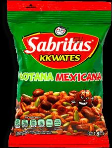 Cacahuates Sabritas Kkwates Botana Mexicana 180 G A Domicilio En