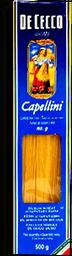 Pasta Capellini De Cecco No.9 454 g