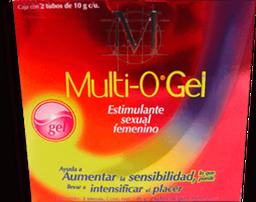 Estimulante Sexual Multi O Femenino 2 x 10 g