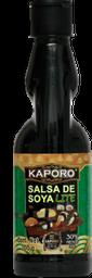 Salsa de Soya Kaporo Lite 210 mL