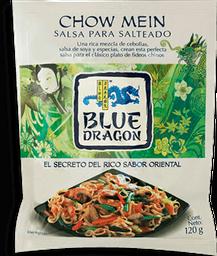 Salsa Chow Mein Blue Dragon Para Salteado 120 g