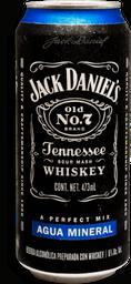 Cooler Jack Daniels Agua Mineral 473 mL