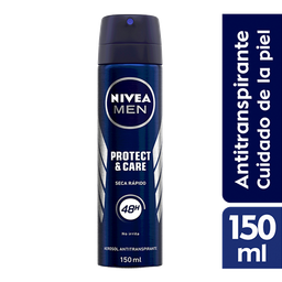 Nivea Men Antitranspirante Protect & Care Spray