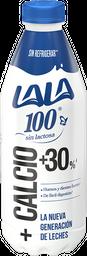 Leche Lala 100 Sin Lactosa Descremada Sin Refigerar 1 L