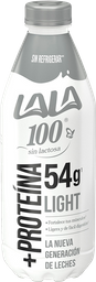 Leche Lala 100 Sin Lactosa Menos Grasa Sin Refrigerar 1 L