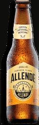 Allende Cerveza Golden Ale