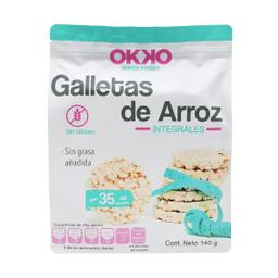 Galleta de Arroz Okko Integrales 140 g