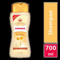 Mennen Shampoo Con Acondicionador Proteína