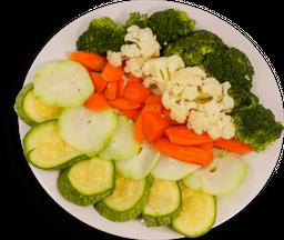 Ensalada de Verduras al Vapor