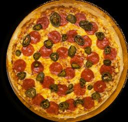 Pizza Pepperoni & Jalapeño
