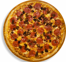 Pizza Pepperoni Especial