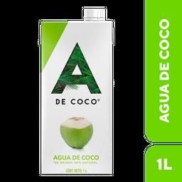 A De Coco Agua
