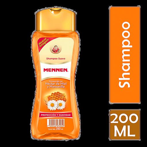 Mennen Shampoo Miel Y Extracto De Manzanilla