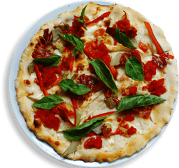 Pizze Prosciutto e Carciofi
