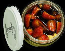 Fresas Mascarpone y Marsala