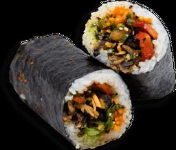 Octo Crunch Burrito