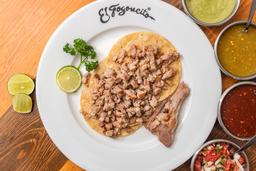 Tacos de Chuleta