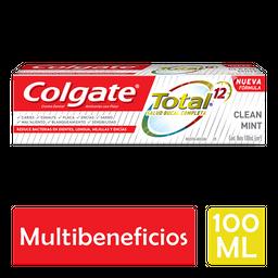 Pasta Dental Colgate Total 12 Clean Mint