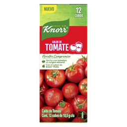 Knorr Sazonador Tomate