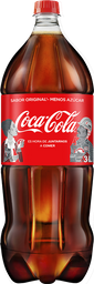 Refresco Coca-Cola 3 L