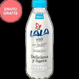 Leche Lala Sin Lactosa y Reducida en Grasa Fresca 1 L
