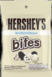 Chocolate Hersheys Bites Cookies N Creme 43 g