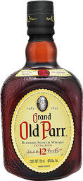 Whisky Grand Old Parr 12 Años 750 mL