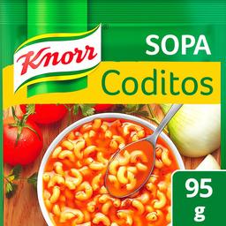 Pasta Para Sopa Knorr de Coditos 95 g
