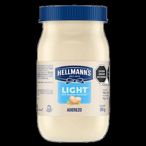 Hellmanns Aderezo