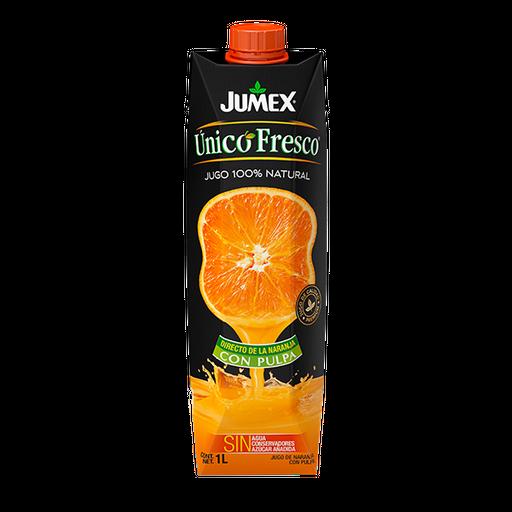 Jugo Jumex Unico Fresco Naranja 1 L