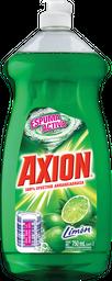 Lavatrastes Axion Aroma Limón 750 mL