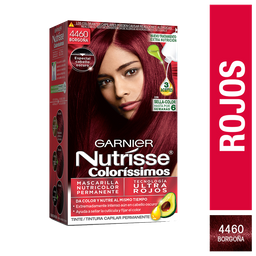Tinte Nutrisse 4460 Borgoña