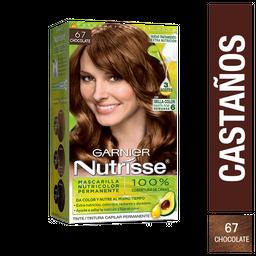 Tinte Nutrisse 67 Chocolate