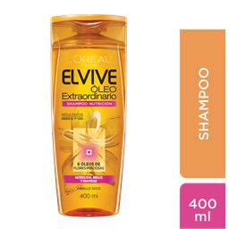Shampoo Óleo Extraordinario Elvive