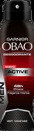 Desodorante Hombre Spray Obao Active