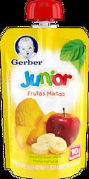 Papilla Gerber Junior Frutas Mixtas 120 g