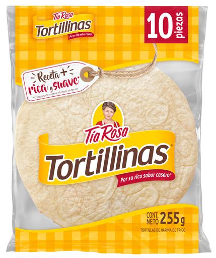 Tortillas de Harina Tortillinas 255 g