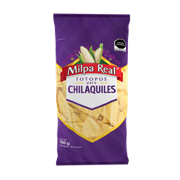 Milpa Real Totopos Para Chilaquiles