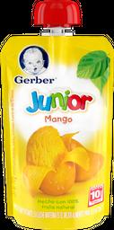 Papilla Gerber Junior Primera Etapa Mango 120 g