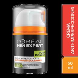 Crema antiacné Men Expert LOréal